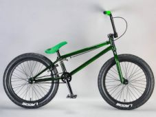 Madmain 20 Green Crackle - complete Mafia BMX Bike